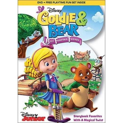 Goldie and Bear: Best Fairytale Friends DVD