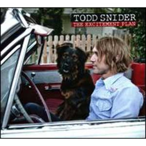 The Excitement Plan By The Todd Snider (Audio CD)