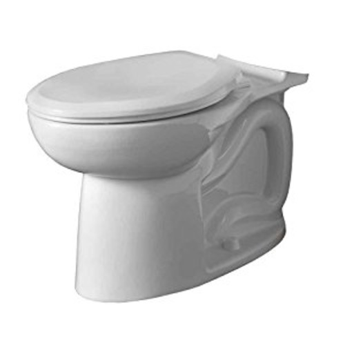 American Standard 3717C001.020 Cadet 3 FloWise Elongated Toilet Bowl Only in White