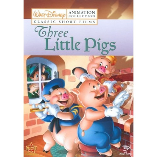 Walt Disney Animation Collection: Classic Short Films - Three Little Pigs