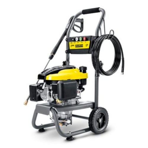 Karcher 2200 PSI Gas-Powered Pressure Washer in Yellow/Black