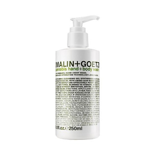 MALIN+GOETZ Cannabis Hand+Body Wash