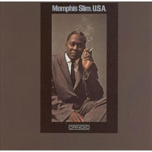 Memphis Slim U.S.A. [CD]