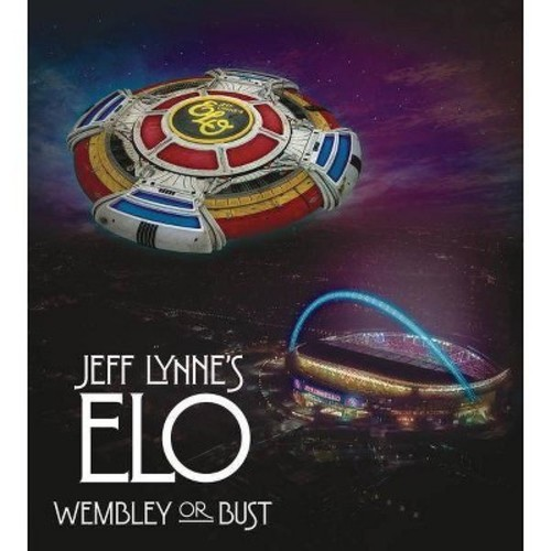 Jeff's Elo Lynne - Jeff Lynne's Elo:Wembley Or Bust (CD)