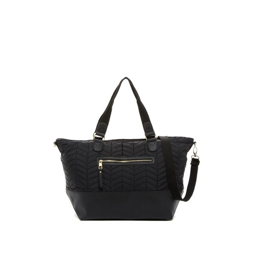 Cori Quilted Weekend Bag