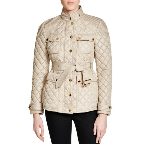 BURBERRY Rangemoore Quilted Jacket
