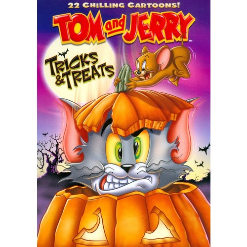 Tom and Jerry: Tricks & Treats [DVD]