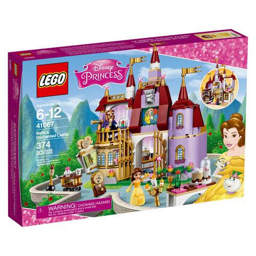 LEGO Disney Princess Belle's Enchanted Castle #41067