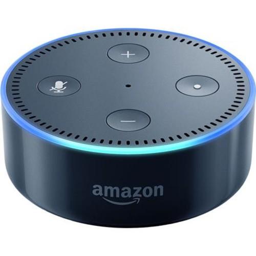 Amazon Echo Dot Wireless Voice-Controlled Device, 2nd Generation, Black