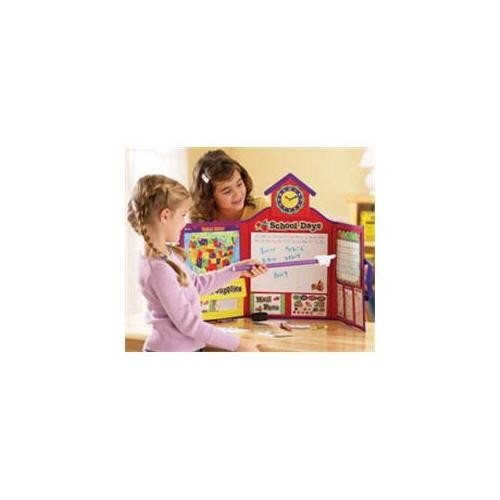 LEARNING RESOURCES LER2642 PRETEND & PLAY SCHOOL SET