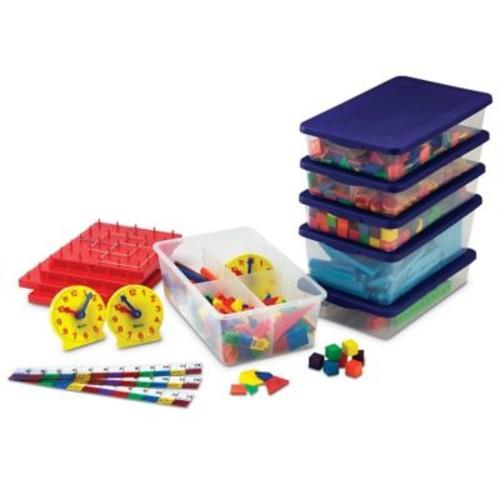 Learning Resources Manipulative Kit For Hands-On Standards Handbook, Grades 1st - 2nd