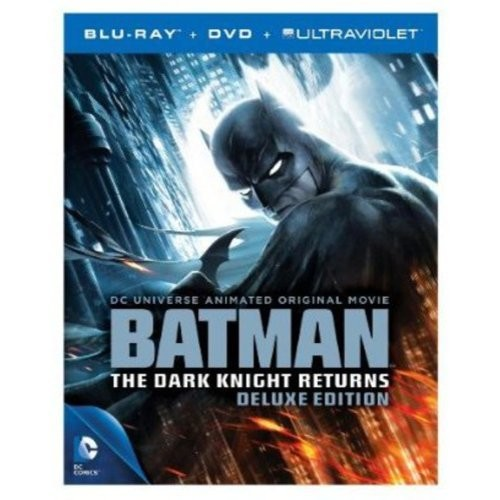 Dcu: Batman: Dark Knight Returns (2 Disc) (W/Dvd) (Blu-ray Disc)