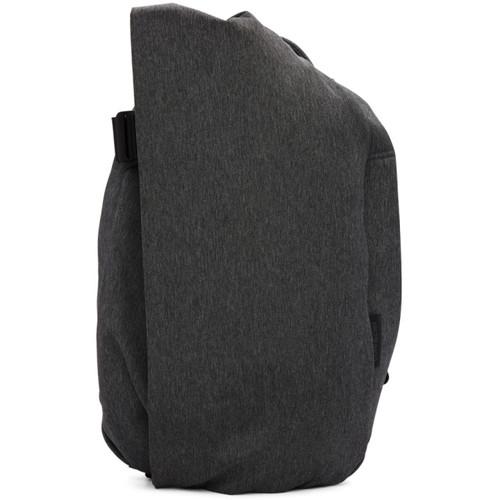 Grey Medium Eco Yarn Isar Backpack