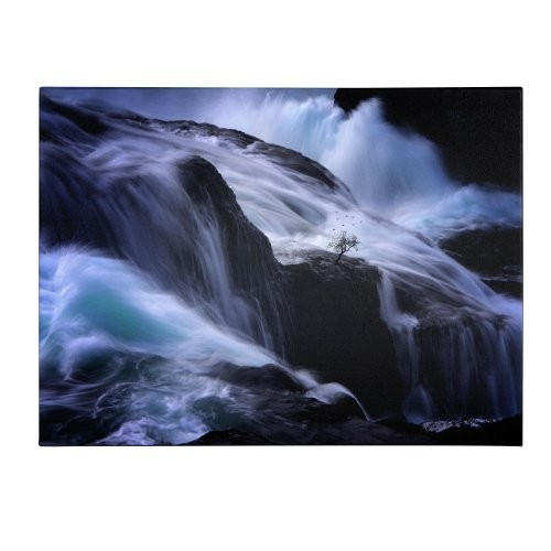 Liquide Illusion by Philippe Sainte-Laudy, 14x19-Inch Canvas Wall Art [14 by 19-Inch]