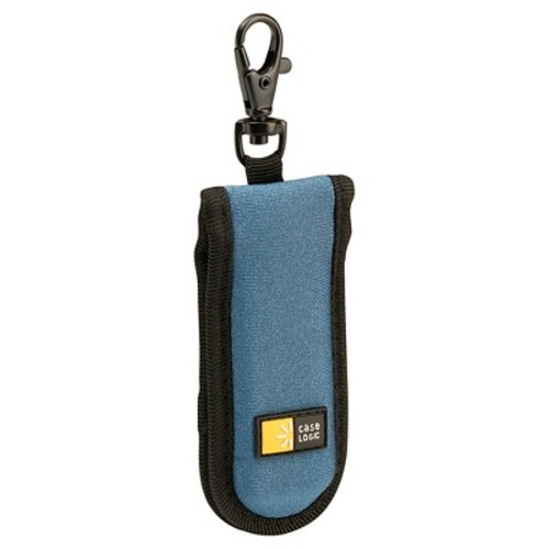 Case Logic 2 Capacity USB Flash Drive Shuttle - Black/Blue (JDS2)