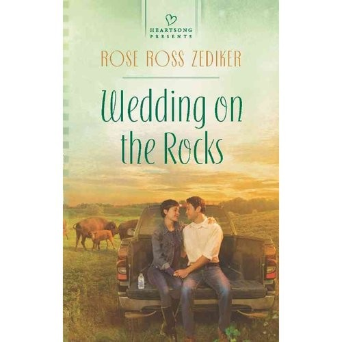 Wedding on the Rocks