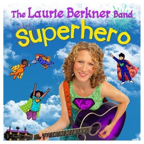 Laurie Berkner Band - Superhero