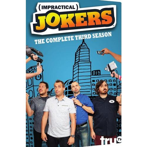 Impractical Jokers: The Complete Third Season [DVD]