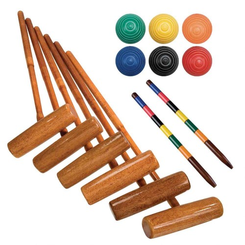 Franklin Expert 6 Player Croquet Set