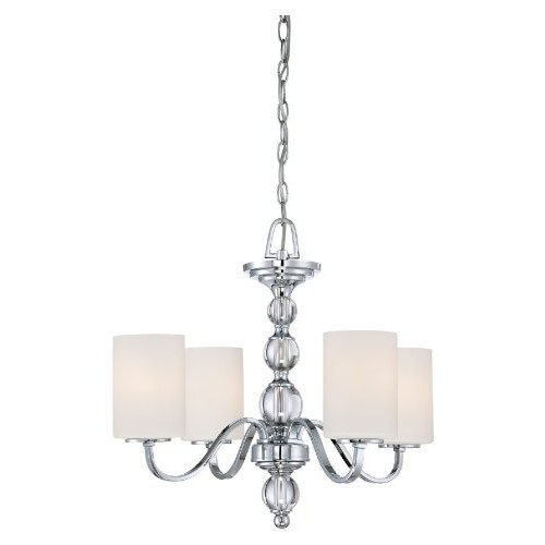 Quoizel DW5004C Downtown Chandelier [Polished Chrome]