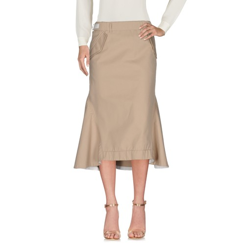 SACAI 3/4 Length Skirt