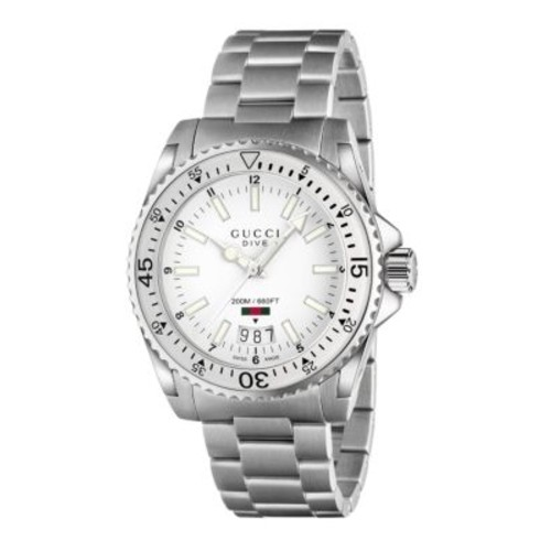 Dive Stainless Steel Bracelet Watch