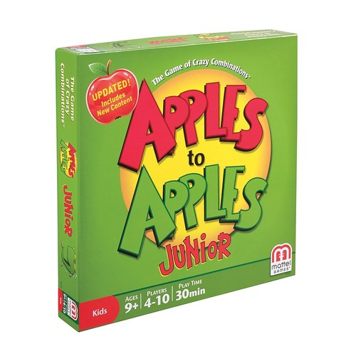 APPLES TO APPLES JUNIOR ~ Mattel