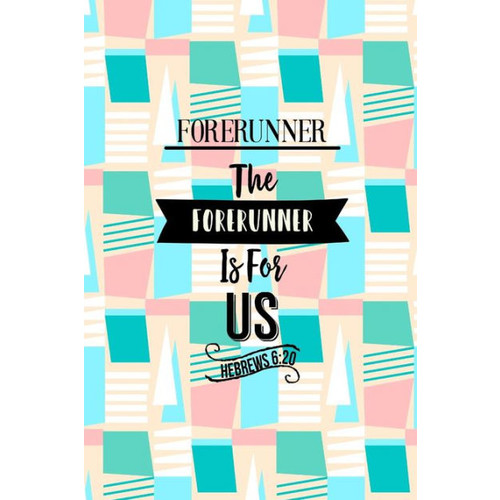 The forerunner is for us