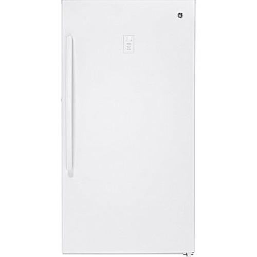 GE FUF17DLRWW 17.3 Cu. Ft. Frost-Free Upright Freezer