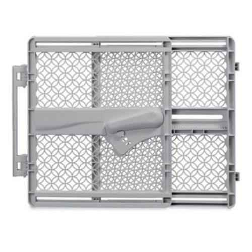 HOMESAFE by Summer Infant Indoor/Outdoor Multi-Use Gate in Grey (Set of 2)