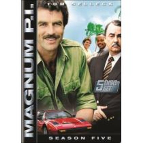 Magnum P.I.: Season Five [5 Discs] [DVD]