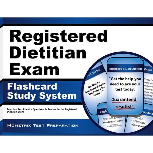 Registered Dietitian Exam Flashcard Study System
