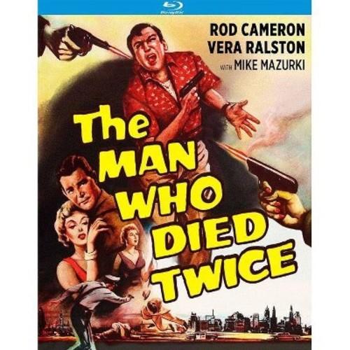 Man Who Died Twice (Blu-ray)