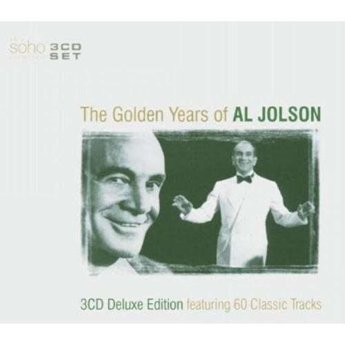 Golden Years of Al Jolson