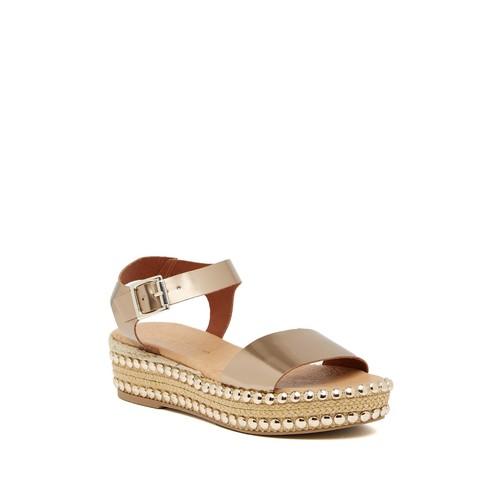 Vergie Platform Espadrille Sandal