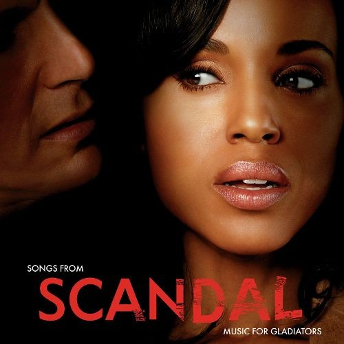 Songs from Scandal: Music for Gladiators [Audio CD]