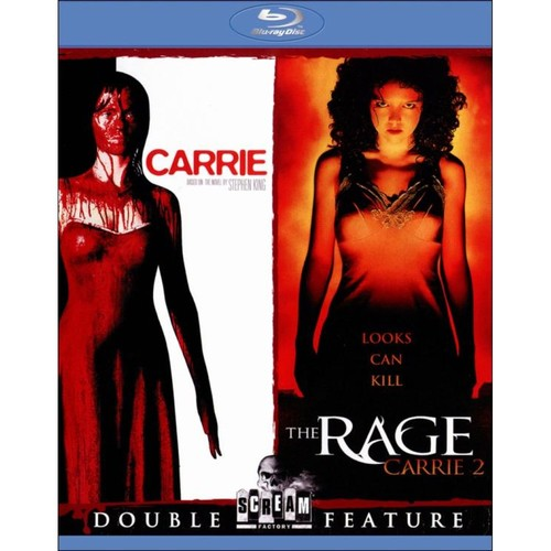Carrie/The Rage: Carrie 2 [2 Discs] [Blu-ray]
