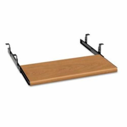 HON Company Slide-Away Keyboard Platform, Laminate, 21-1/2w x 10d, Harvest per EA