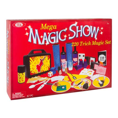 Ideal Mega 220 Trick Magic Show Set