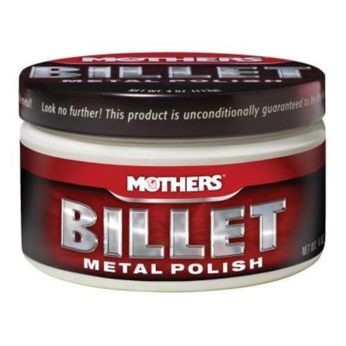 Mothers 4 oz. Billet Metal Polish (Case of 6)