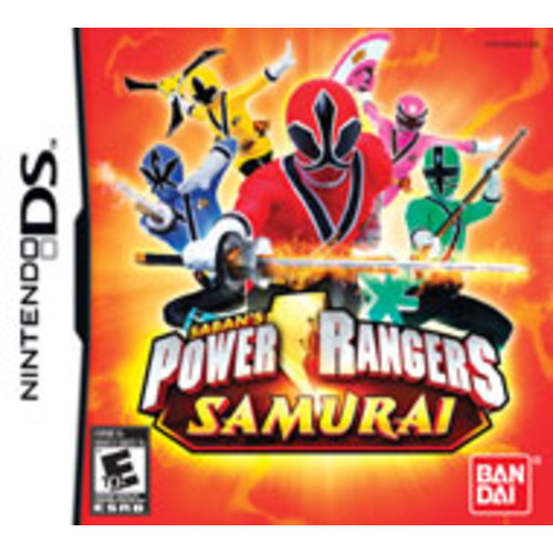 Bandai Namco Entertainment America Inc. Power Rangers Samurai [Pre-Owned]