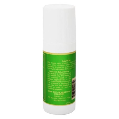 DMSO Roll on 70/30 Aloe Plast - 3 oz - Liquid