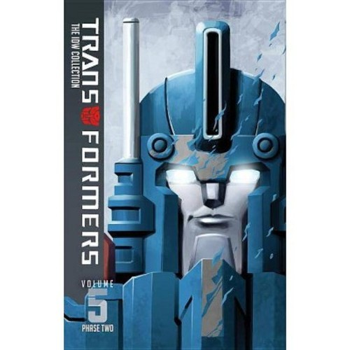 Transformers Idw Collection Phase Two 5 (Hardcover) (Chris Metzen & Flint Dille & John Barber & James