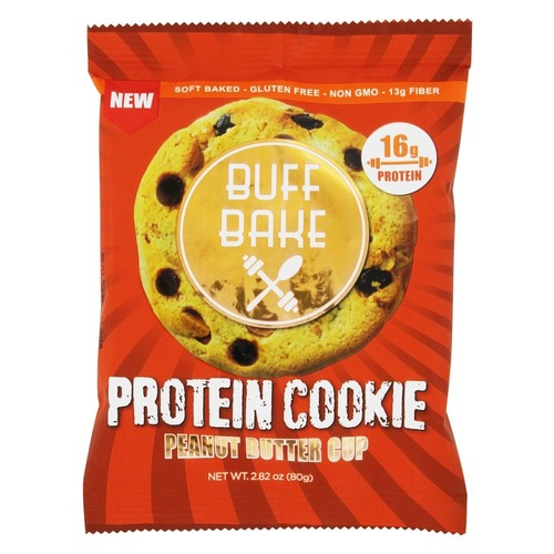 Buff Bake - Protein Cookie Peanut Butter Cup - 2.82 oz.