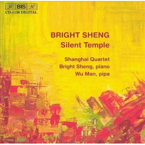 Silent Temple - CD