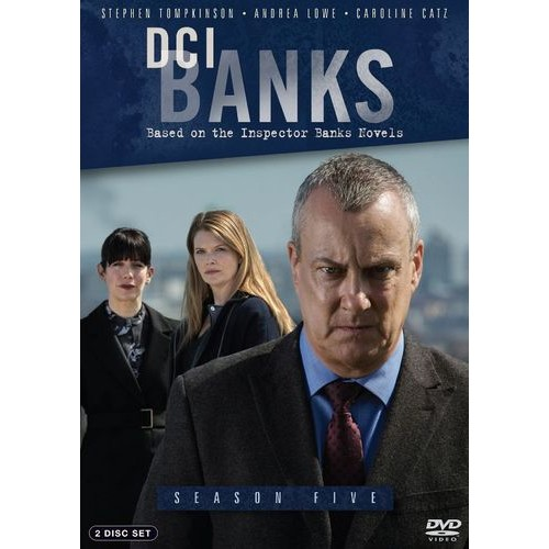 DCI Banks: Season Five [2 Discs] [DVD]