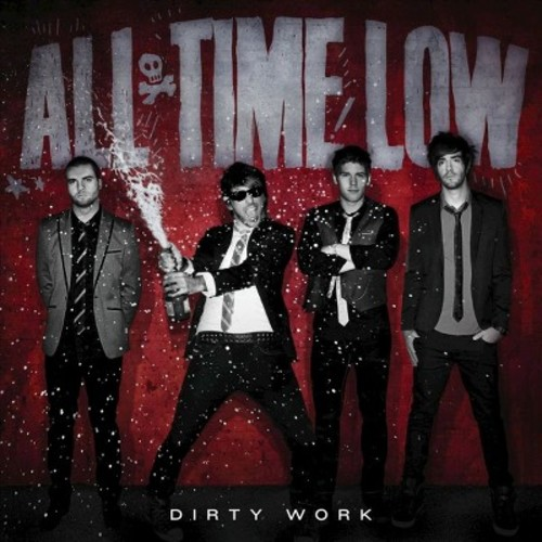 All Time Low - Dirty Work (CD)
