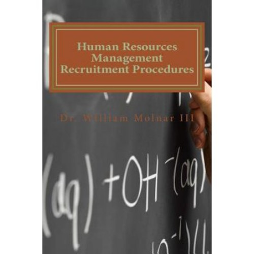 Human Resources Management Recruitment Procedures