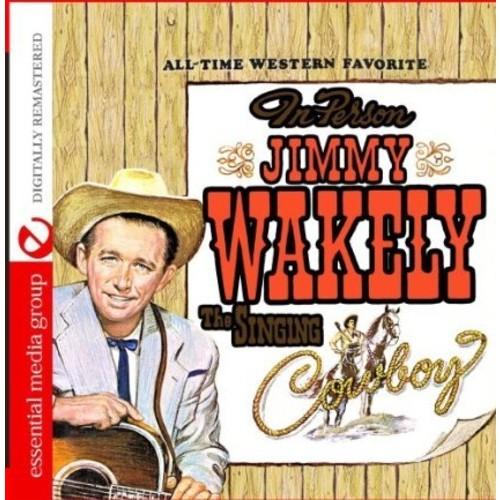 The Singing Cowboy [CD]