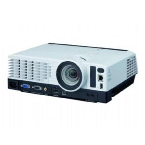 Ricoh PJ WX3351N - DLP projector - 3D - 3600 lumens - WXGA (1280 x 800) - 16:10 - 802.11a/b/g/n wireless / LAN